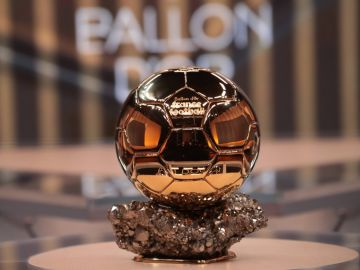 El Balón de Oro otorgado por France Football