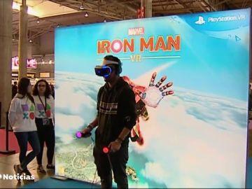 El festival NiceOne de Barcelona convierte a los visitantes en los protagonistas de los videojuegos
