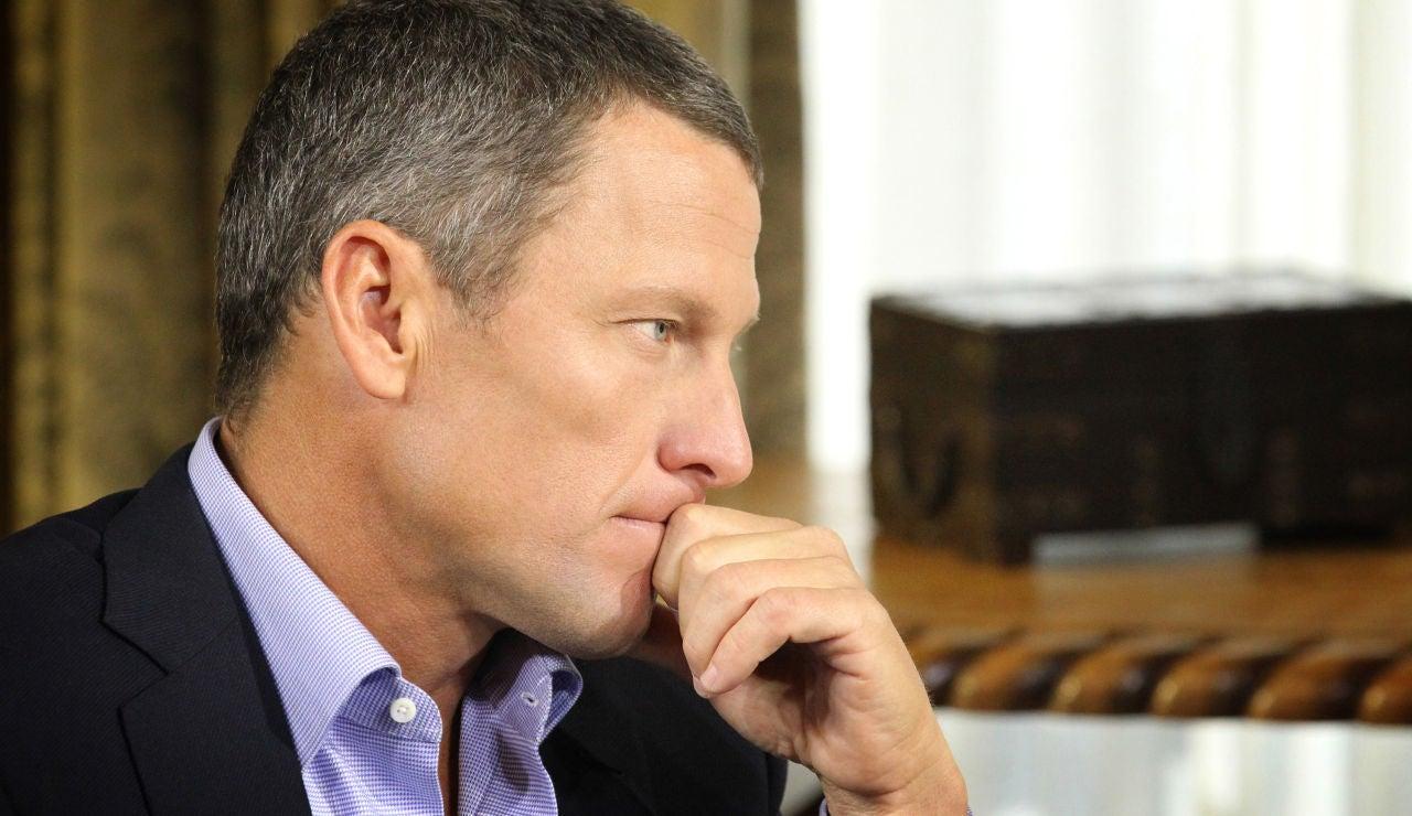 Lance Armstrong, tras ser desposeído de sus siete Tours de Francia