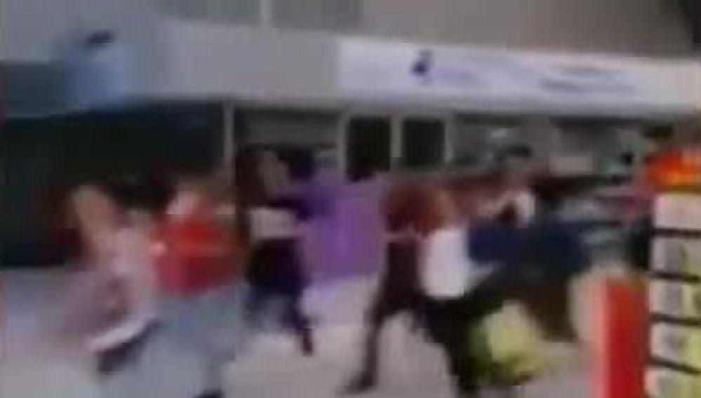 Furor en la cadena Hiperdino en Black Friday