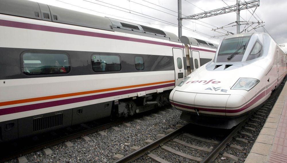 Tren AVE.