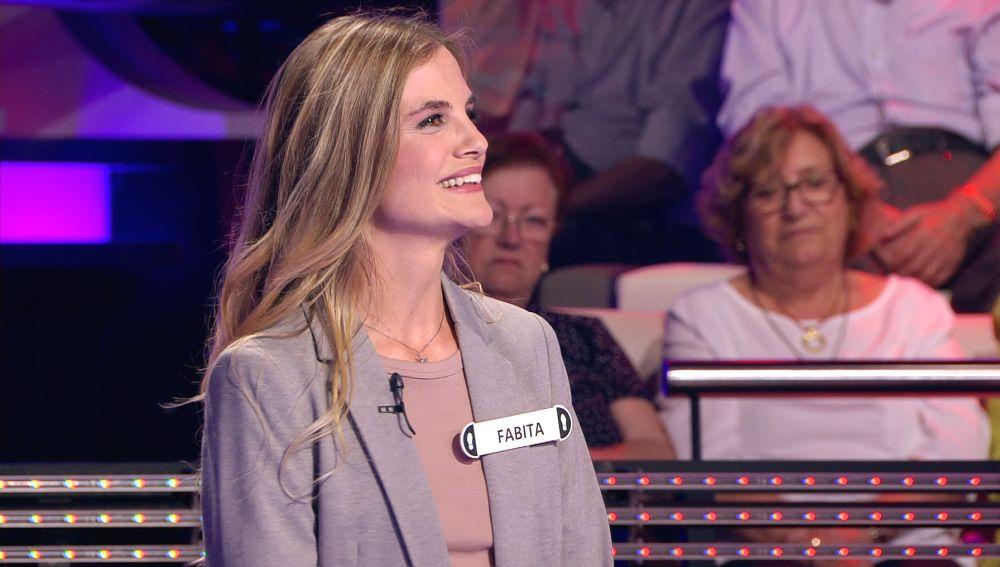 Fabita, de ver '¡Ahora caigo!' en Uruguay a convertirse en concursante