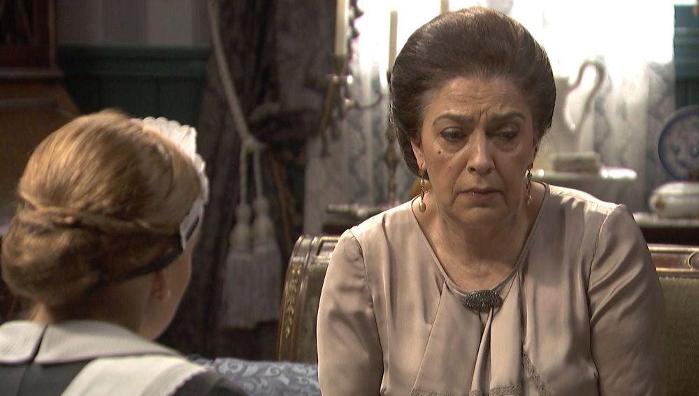 Francisca recuerda la muerte más dolorosa de su vida