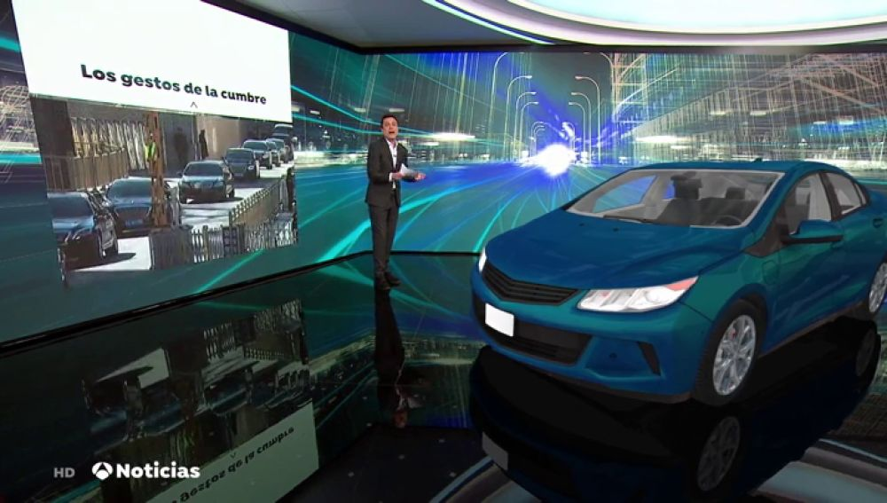 El coche eléctrico, gran protagonista de la Cumbre del Clima