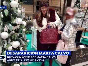 Desaparición de Marta Calvo