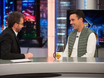 Revive la entrevista completa de Roberto Bautista en 'El Hormiguero 3.0'
