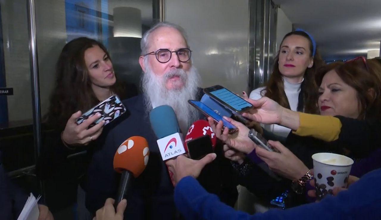 """Diputado Zamarrón 'Valle-Inclán': """"Estoy como el resto del Parlamento: unos inválidos y otros cojos"""""""