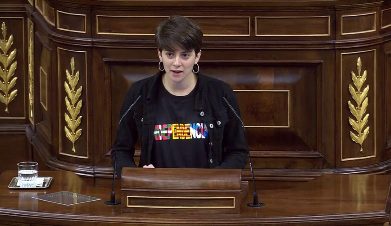 ERC nombra a los políticos presos, el tropiezo de Adriana Lastra: todas las anécdotas de la constitución del Congreso