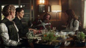 La familia de Natasha en 'Viuda Negra'