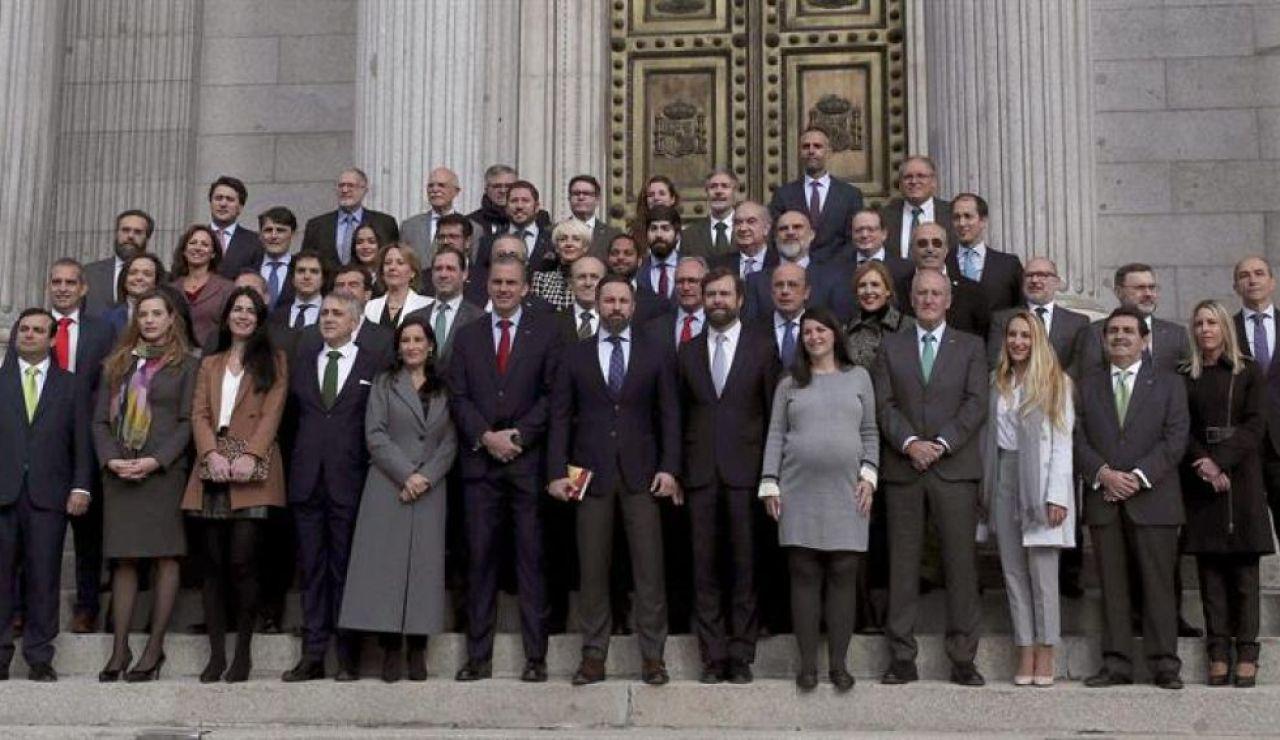 A3 Noticias de la Mañana (03-12-19) Vox se votará a sí mismo en la Mesa del Congreso