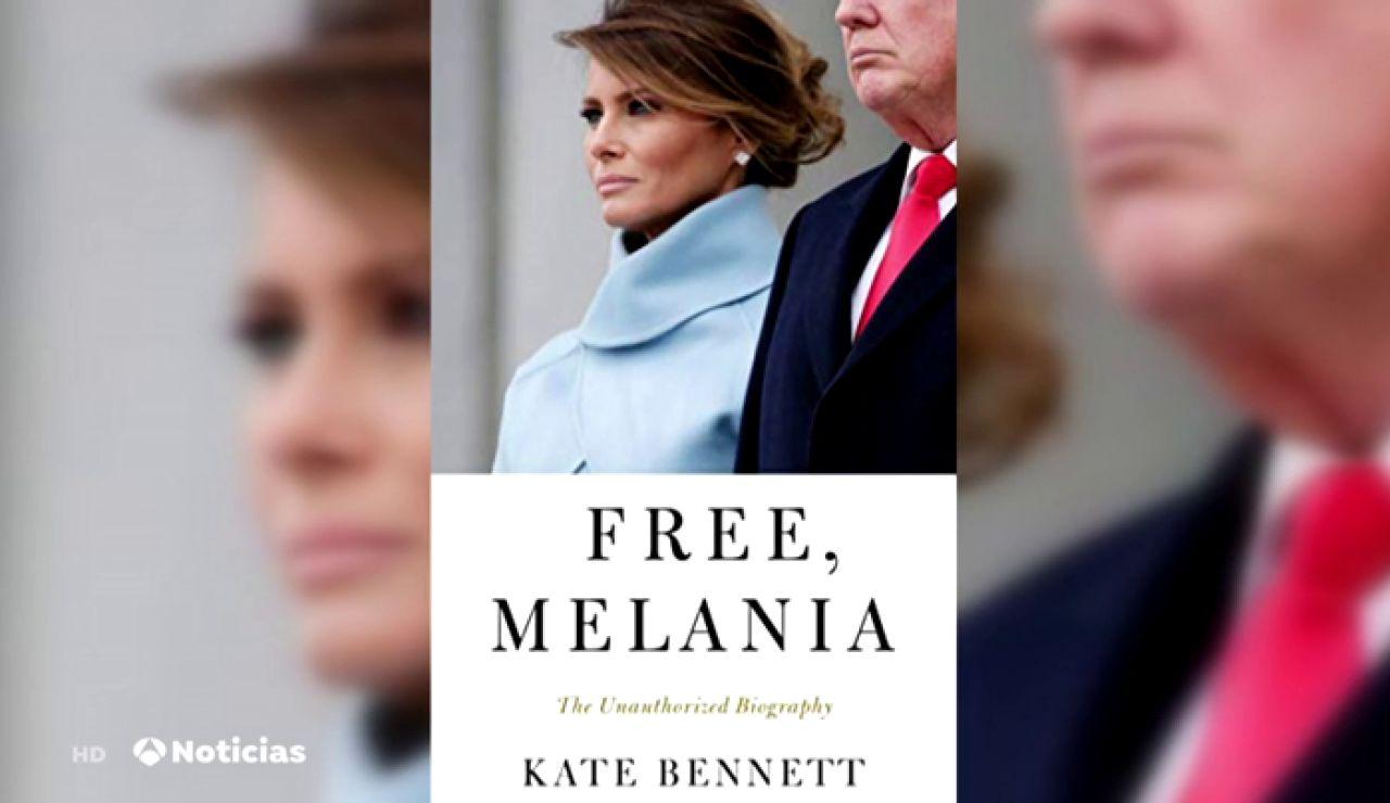 Melania Trump no duerme con su marido y se lleva mal con Ivanka, según una biografía no autorizada