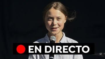 Cumbre del Clima Madrid: Greta Thunberg y última hora hoy, en directo