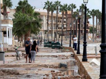 Gota fría Murcia