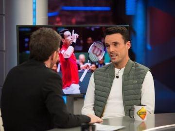 Roberto Bautista revela en 'El Hormiguero 3.0' la valiosa ayuda de Rafa Nadal para superar la muerte de su padre