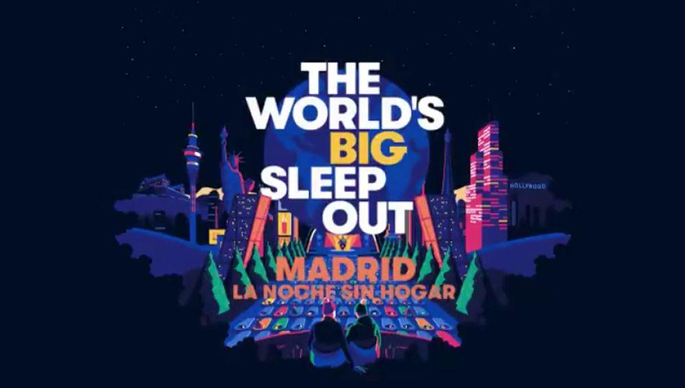 'La Noche sin Hogar' invita a dormir al raso al son de artistas solidarios y ponernos en la piel de los sintecho