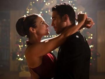 Ana y Alberto en el capítulo final de la serie