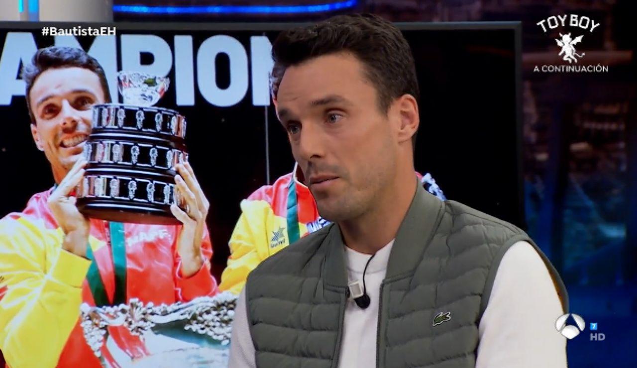 Roberto Bautista en 'El Hormiguero'