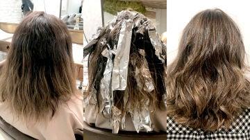 Cambio de look en Ananda Ferdi