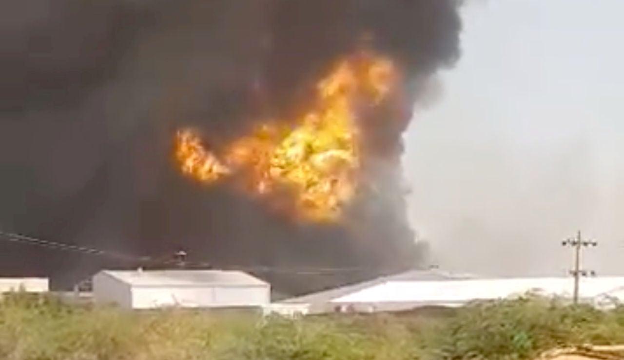 Más de 20 muertos en una explosión en Sudán