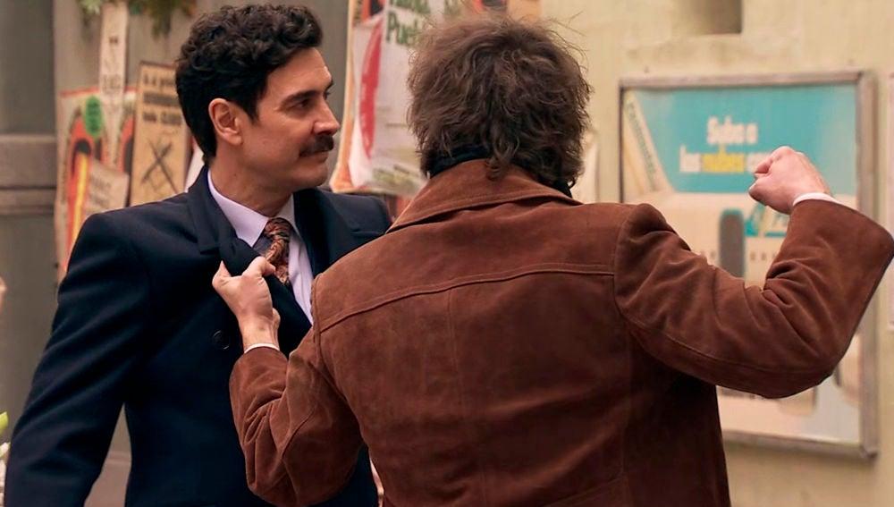 Guillermo pierde los papeles en su duro enfrentamiento con Armando