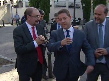 """Javier Lambán sobre Iceta: """"El supremacismo está haciendo estragos en Cataluña"""""""