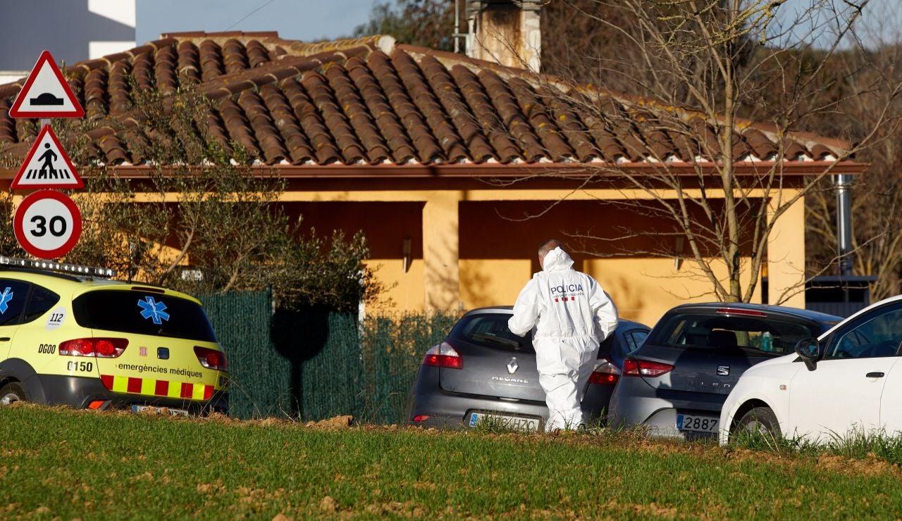 Los Mossos d'Esquadra investigan la muerte violenta de dos niñas