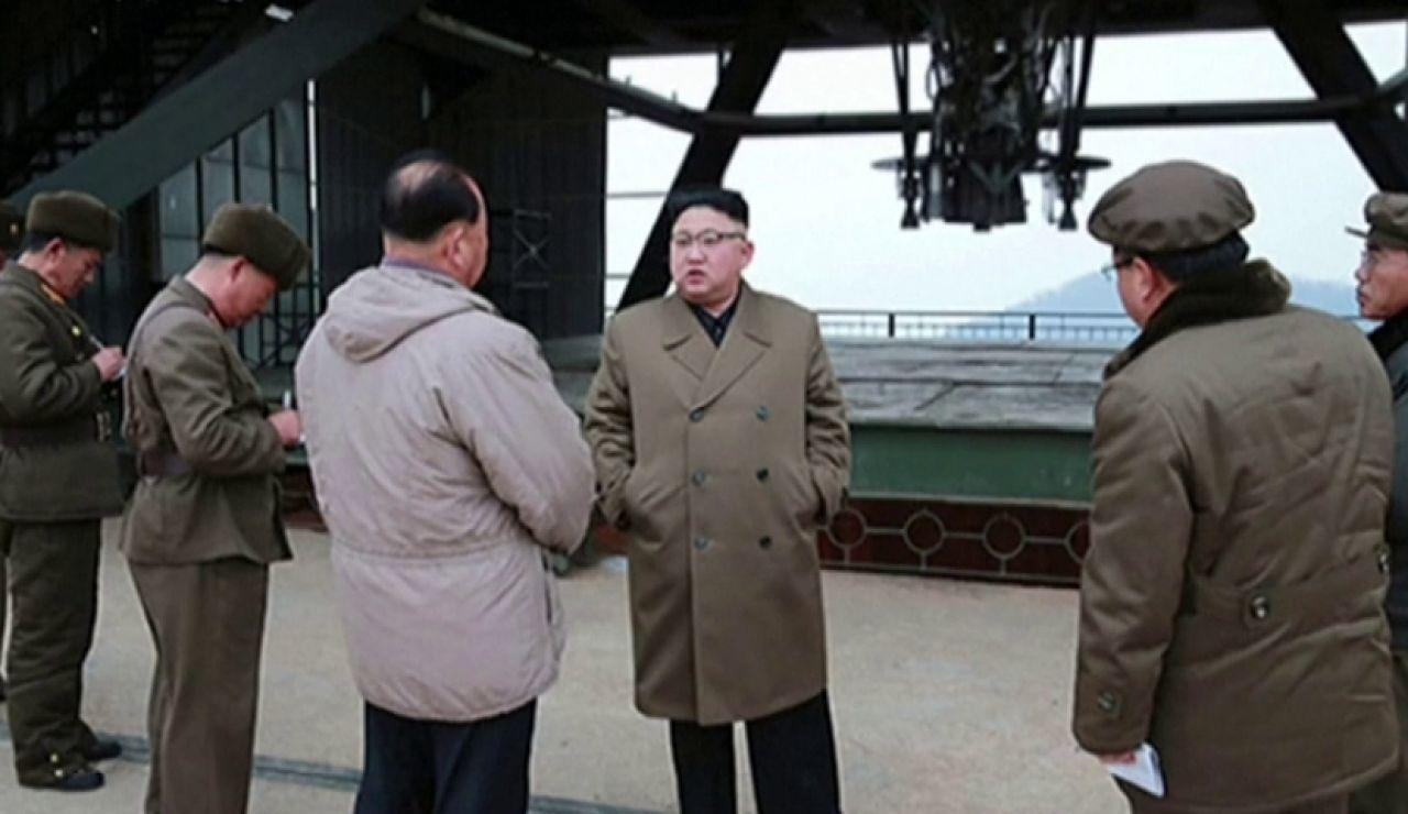 Corea del Norte realiza un nuevo ensayo nuclear y crece la tensión con Estados Unidos