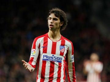 Joao Félix, con el Atlético