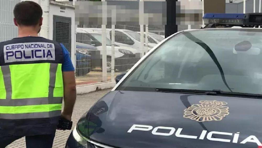 Imagen de Archivo de un agente de Policía