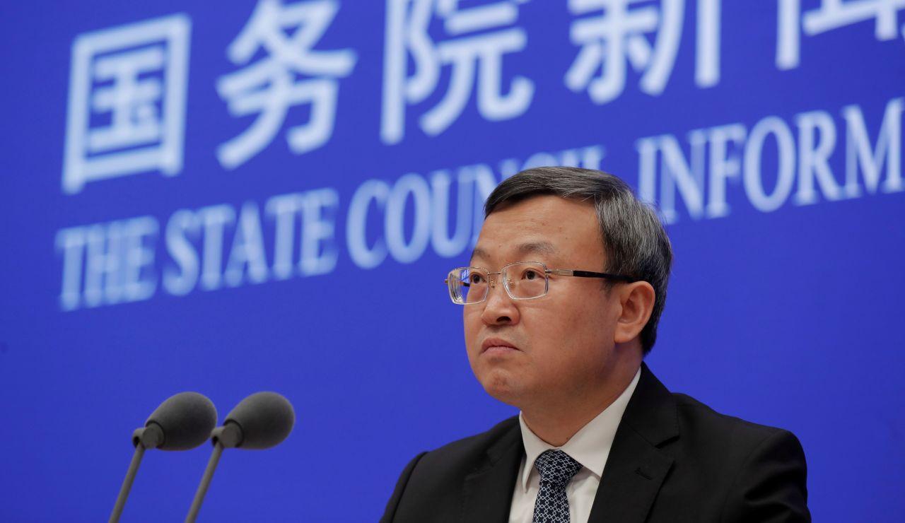 El viceministro chino de Comercio, Wang Shouwen