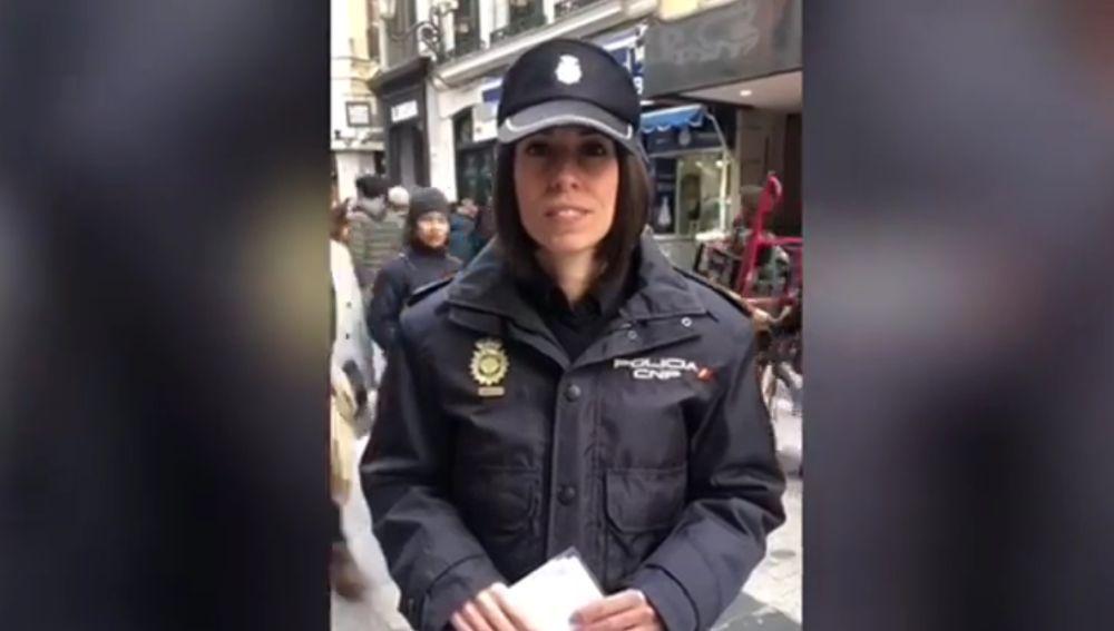 Consejos de la Policía Nacional de cara a la Lotería