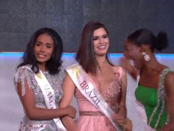 La jamaicana Toni-Ann Singh se corona como Miss Mundo 2019 y Miss Nigeria enloquece