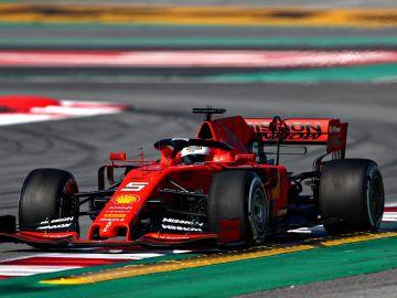 Ferrari SF90 Pretemporada 2019