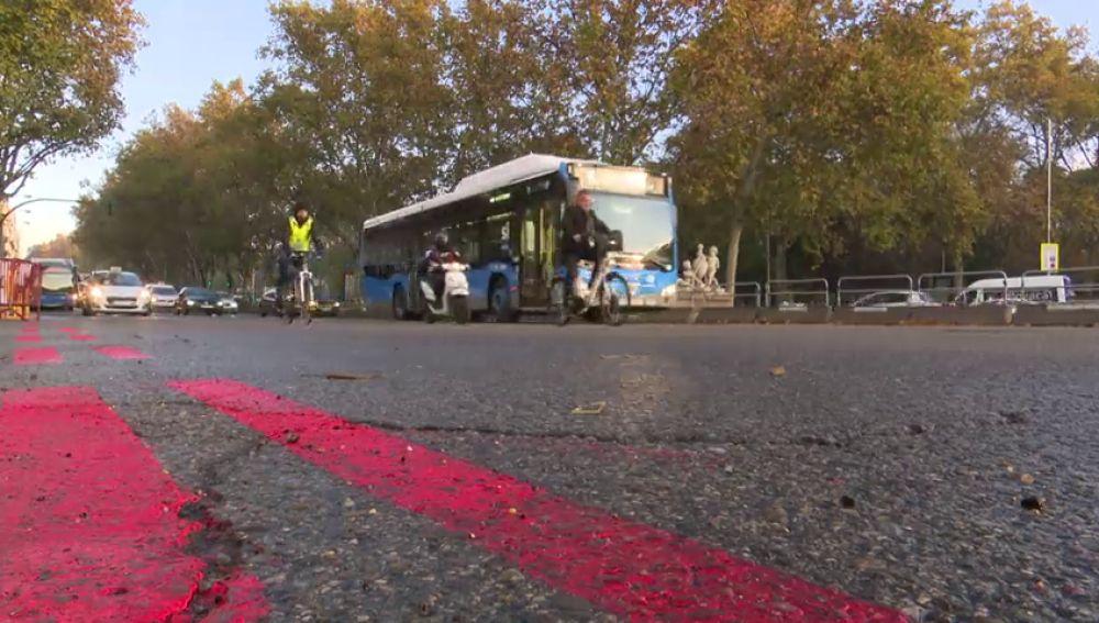42.000 vehículos no podrán aparcar en la zona SER a partir de 2020