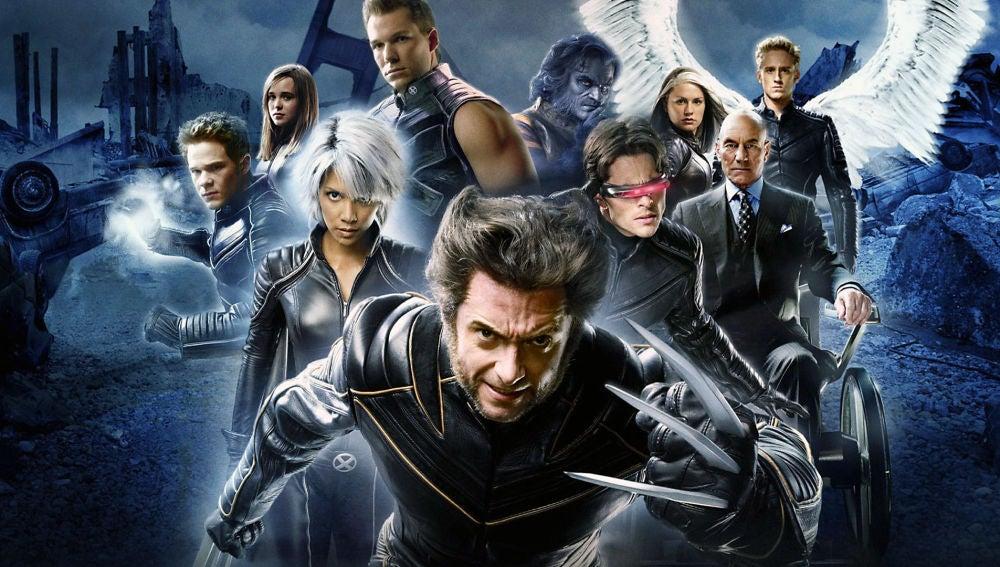 La versión cinematográfica de los X-Men