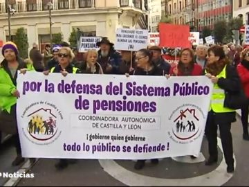 Así serán las pensiones de los españoles en 2.020