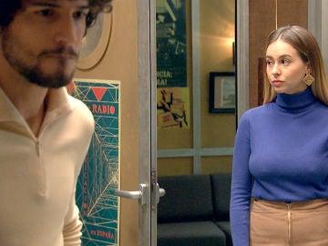 El frustrado intento de Luisita por hacer de Celestina entre Fede y Marina