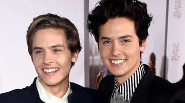Dylan y Cole Sprouse