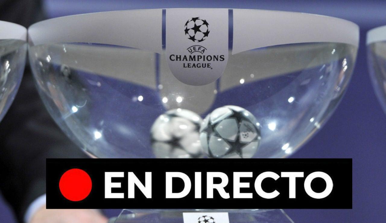 Sorteo de Champions League 2019: Cruces y emparejamientos de octavos de final, en directo