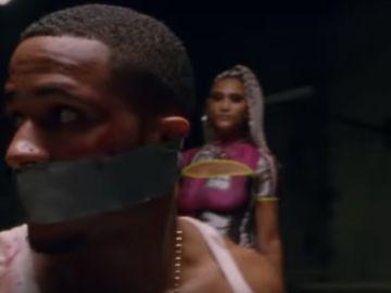 Un frame del videoclip 'Zorra' de Bad Gyal.