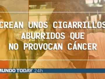 Cigarrillos que no provocan cáncer
