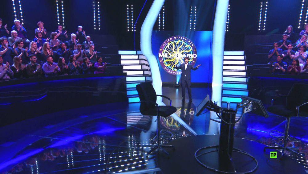 Un evento único: 1 millón de euros en juego en  '¿Quién quiere ser millonario?'