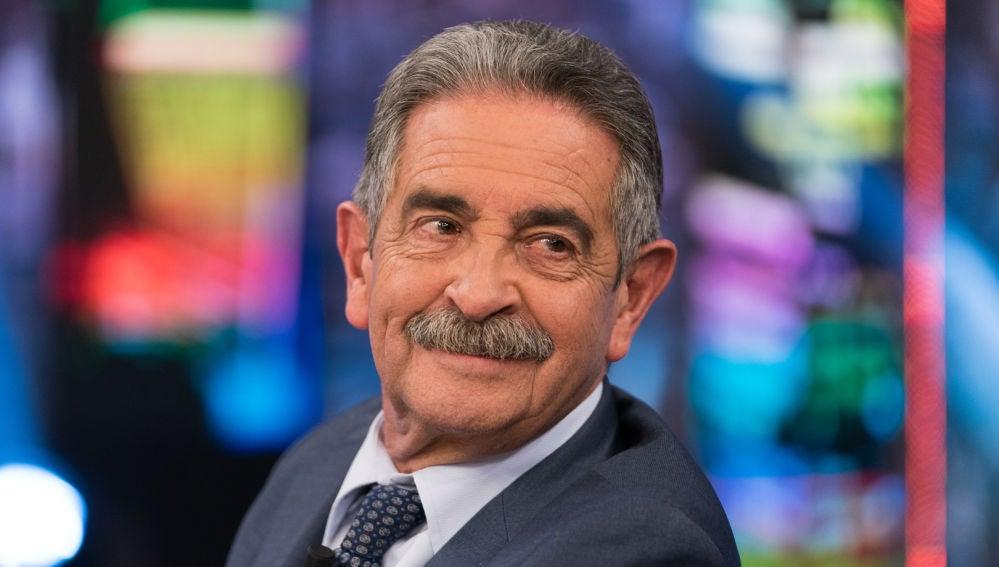 """Miguel Ángel Revilla, contundente en 'El Hormiguero 3.0': """"A este Gobierno le doy un año y pico"""""""