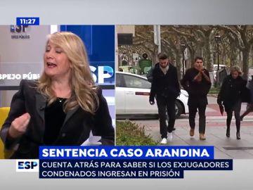 Sentencia caso Arandina.