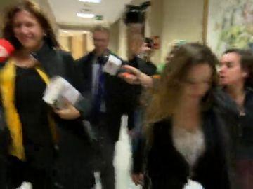 La escapada de Laura Borràs después de conocerse que será investigada por el Tribunal Supremo