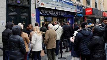 Lotería de Navidad 2019: Doña Manolita, una de las ocho administraciones más famosas