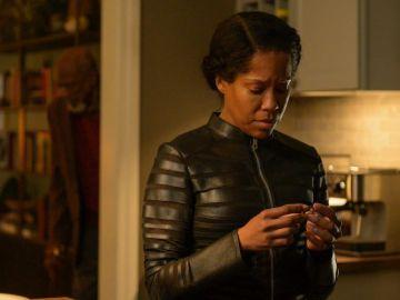 Regina King como Angela Abar en 'Watchmen'