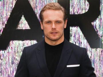El actor Sam Heughan