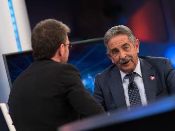 Miguel Ángel Revilla revela en 'El Hormiguero 3.0' el contenido de su llamada con Pedro Sánchez