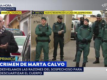 """La declaración del descuartizador de Marta Calvo: """"Mantuvimos sexo, la chica dijo que estaba cansada y quería parar"""""""